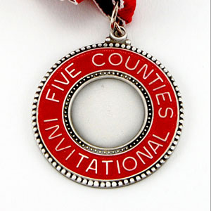 Five Counties Invitational American Made Coins and Medallions