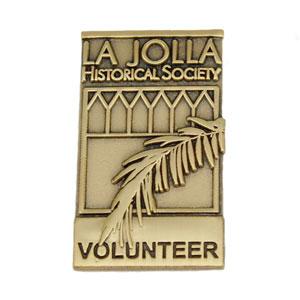 La Jolla - Die Struck Emblems