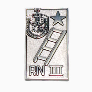 RN III American Made Die Struck Emblems