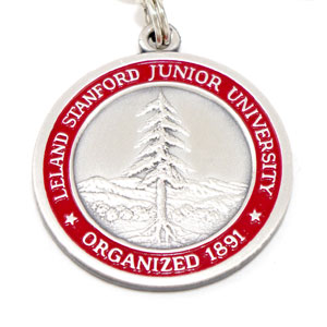 Stanford - American Made Key Tags