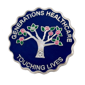 Touching lives - Service  and Recognition Awards