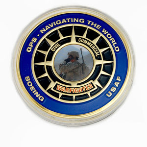 boeing warfighter - Coins and Medallions