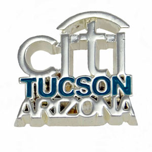 Citi Tucson Arizona Cast Emblems