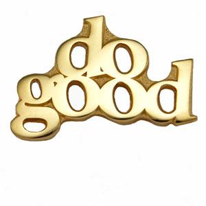 do good - Cast Emblems