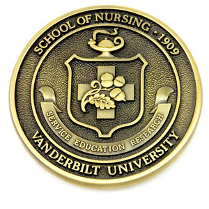 school-of-nursing Coins and Medallions