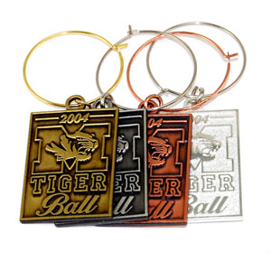 tiger - Key Tags